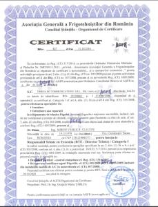 Autorizatie AGFR